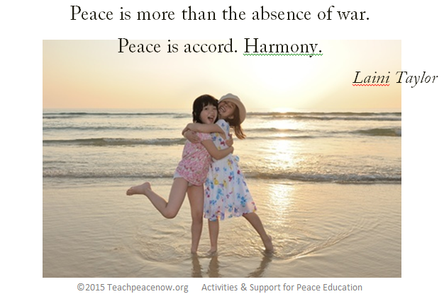 Empathy leads to Peace