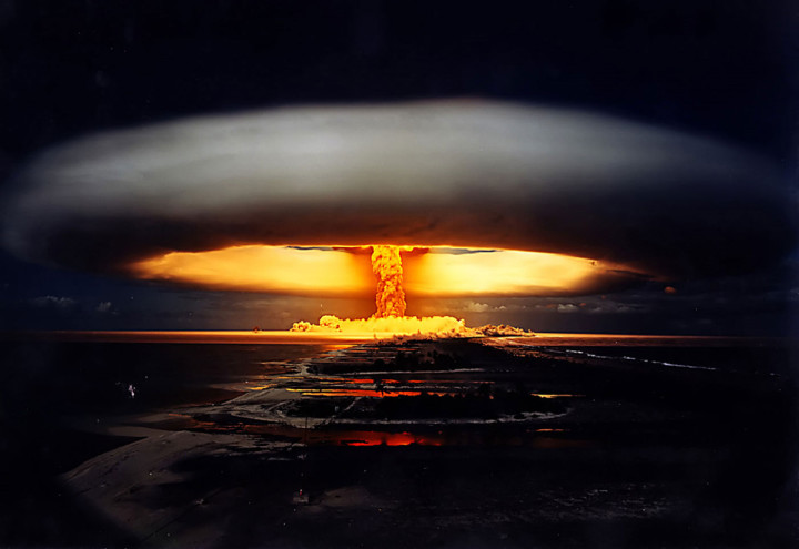 nuclear explosion Hiroshima Day