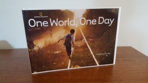 One Day One World Teach Peace Now
